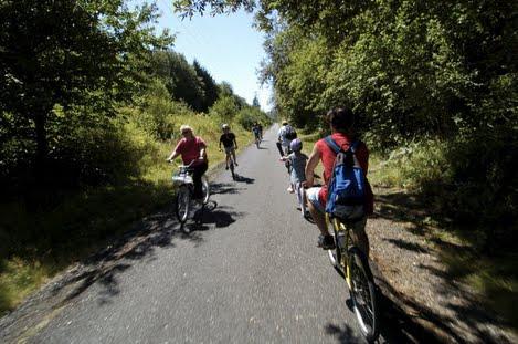 Springwater Corridor Bikers