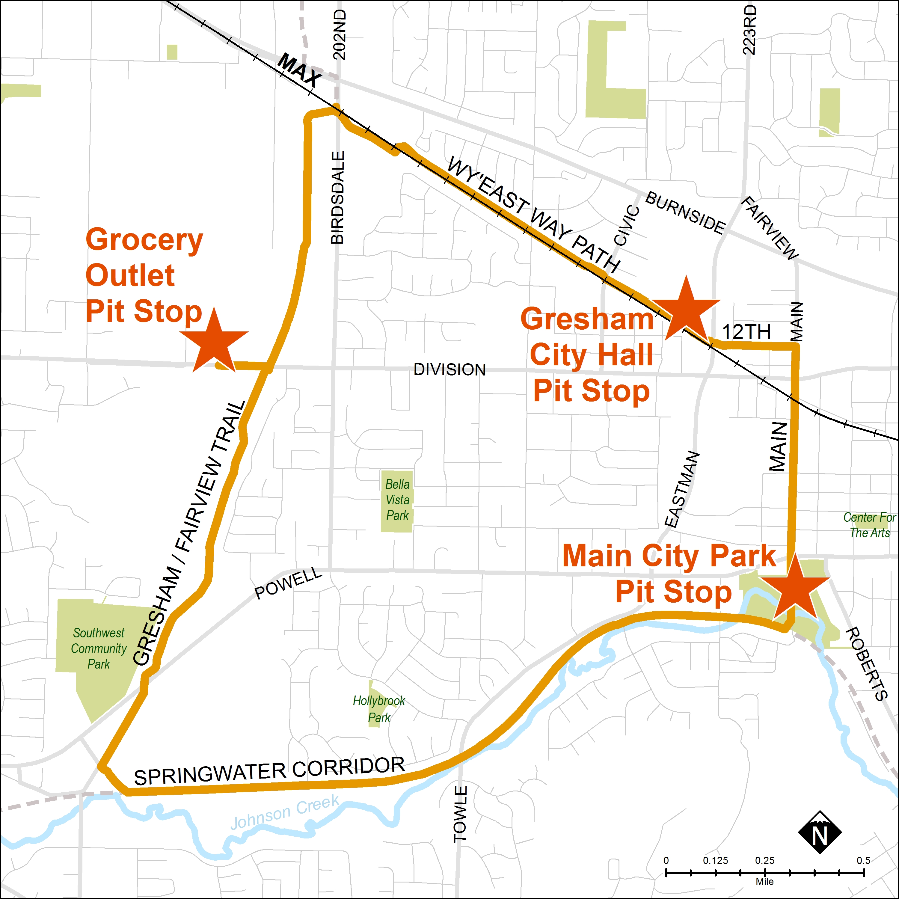 SundayParkway Gresham Area Chamber of Commerce and Visitors Center OR