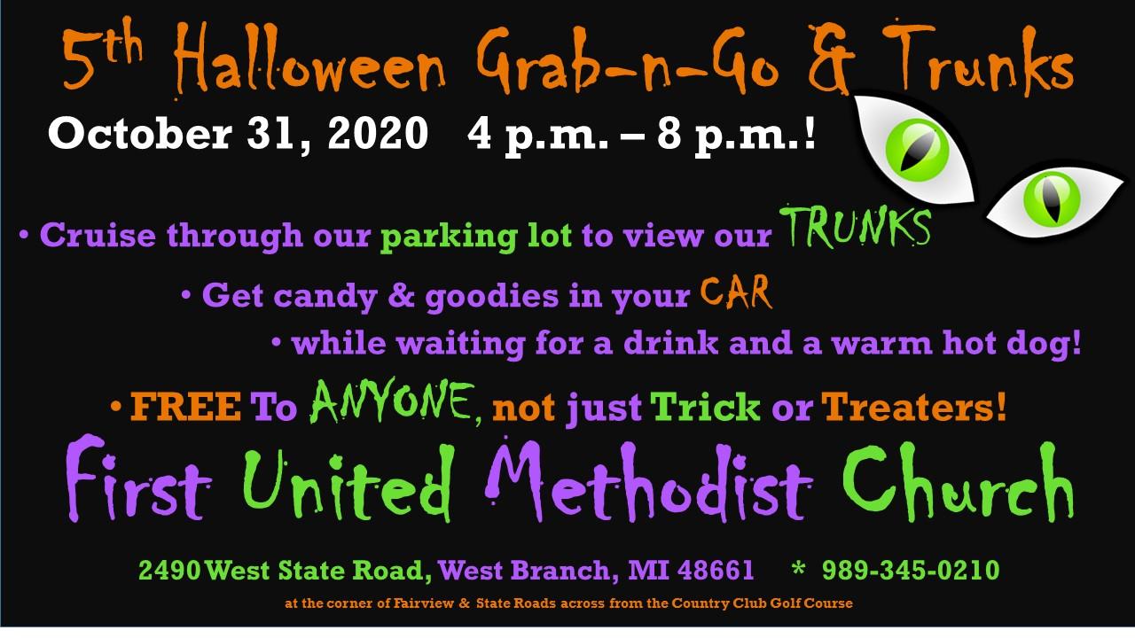 West Branch Iowa Halloween 2020 Halloween Happenings   West Branch Area Chamber of Commerce , MI