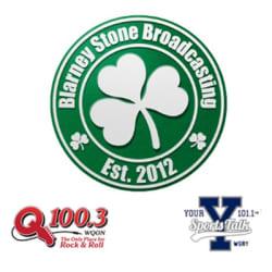 Blarney Stone Broadcasting Logo