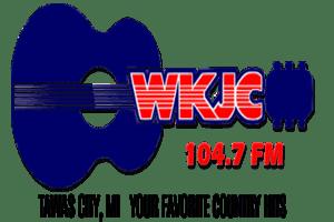 WKJC Broadcasting Logo