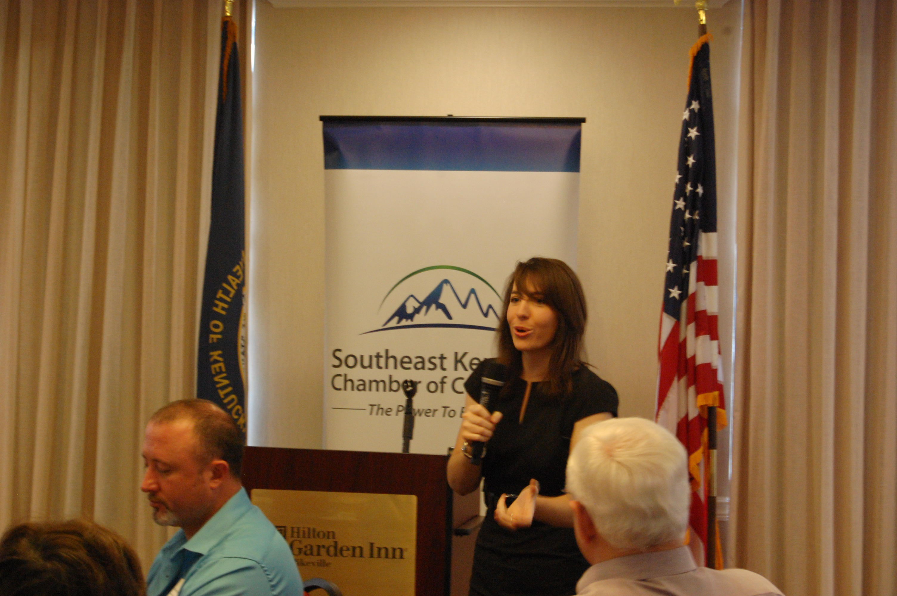 Chamber Hears from Kentucky State Treasurer at Luncheon event ...