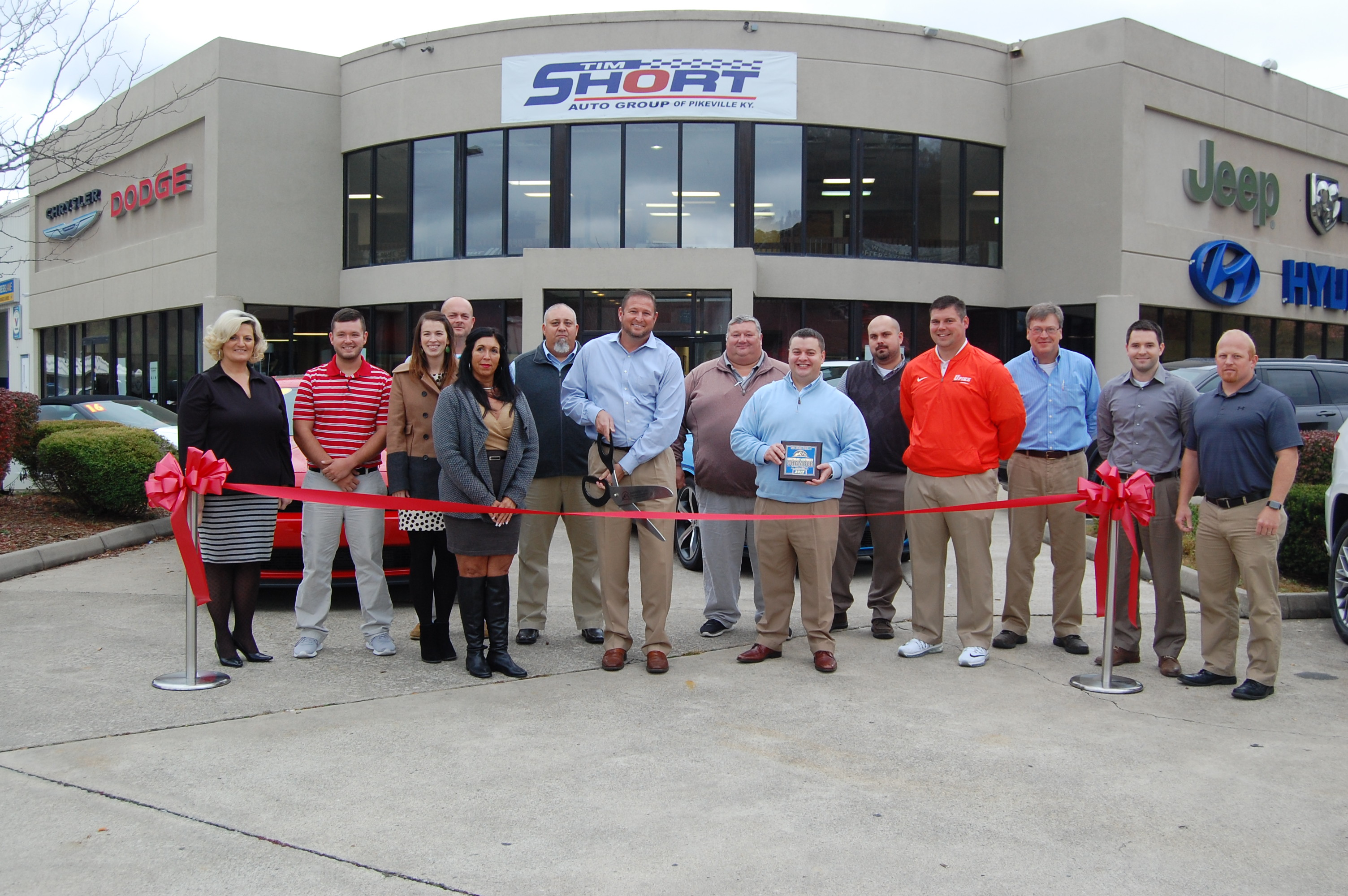 Tim Short Chrysler >> Welcome Tim Short Auto Group - Southeast Kentucky Chamber of Commerce   Pikevill, KY