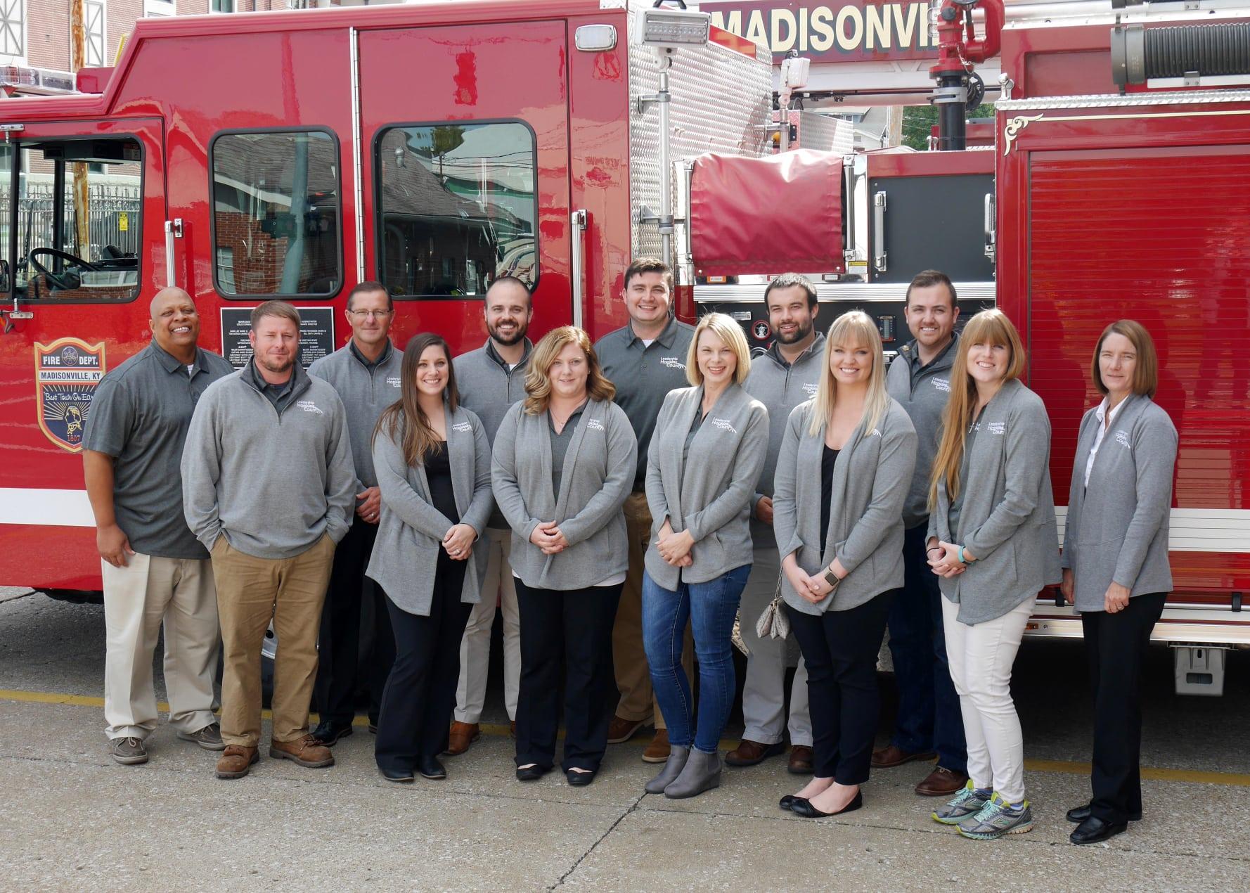 Leadership Hopkins County Class of 2016