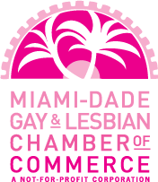 Miami Gay and Lesbian Chamber of Commerce Logo