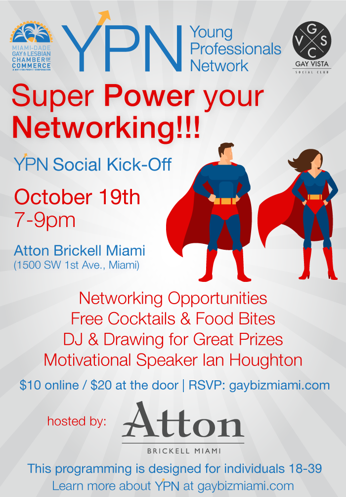 Super Power your Networking