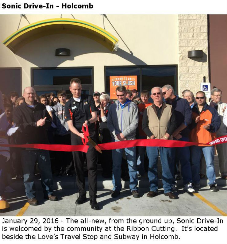 Ribbon Cutting_Sonic-Holcomb