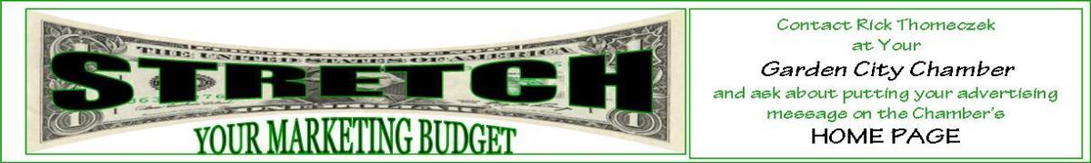 Stretch Your Marketing Budget