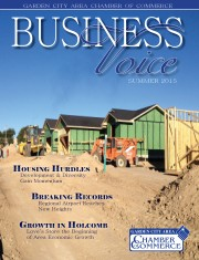 Business Voice Magazine Summer 2015