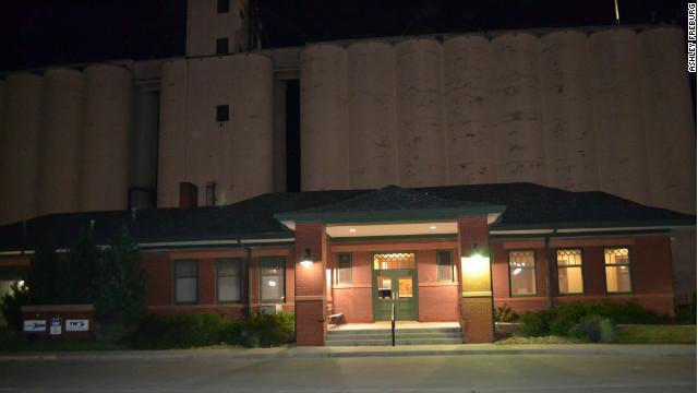 Garden City Train Depot