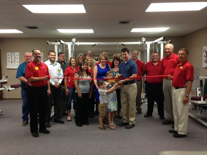 Synergy Ribbon Cutting