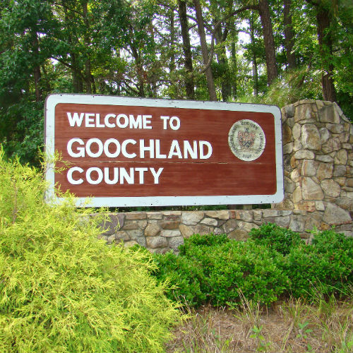 Welcome to Goochland County