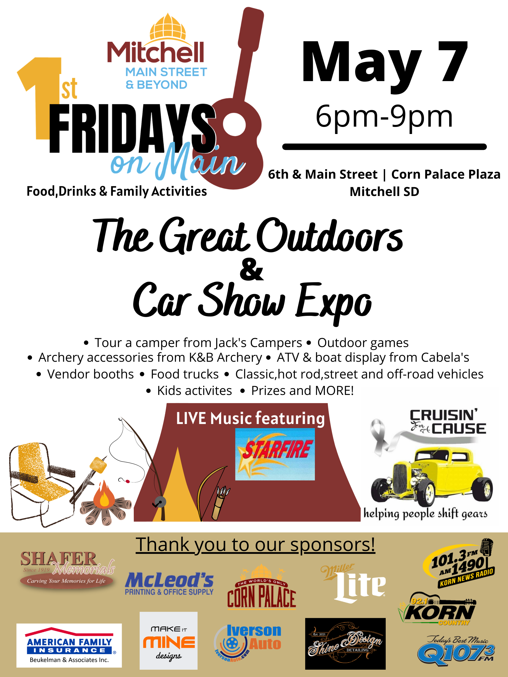 The-Great-Outdoors-and-Car-Show-Expo-May-2021-1st-Fridays-poster-2.png