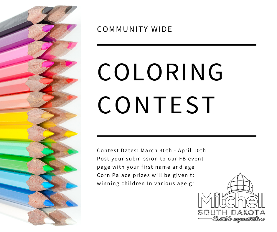 Community Coloring Contest