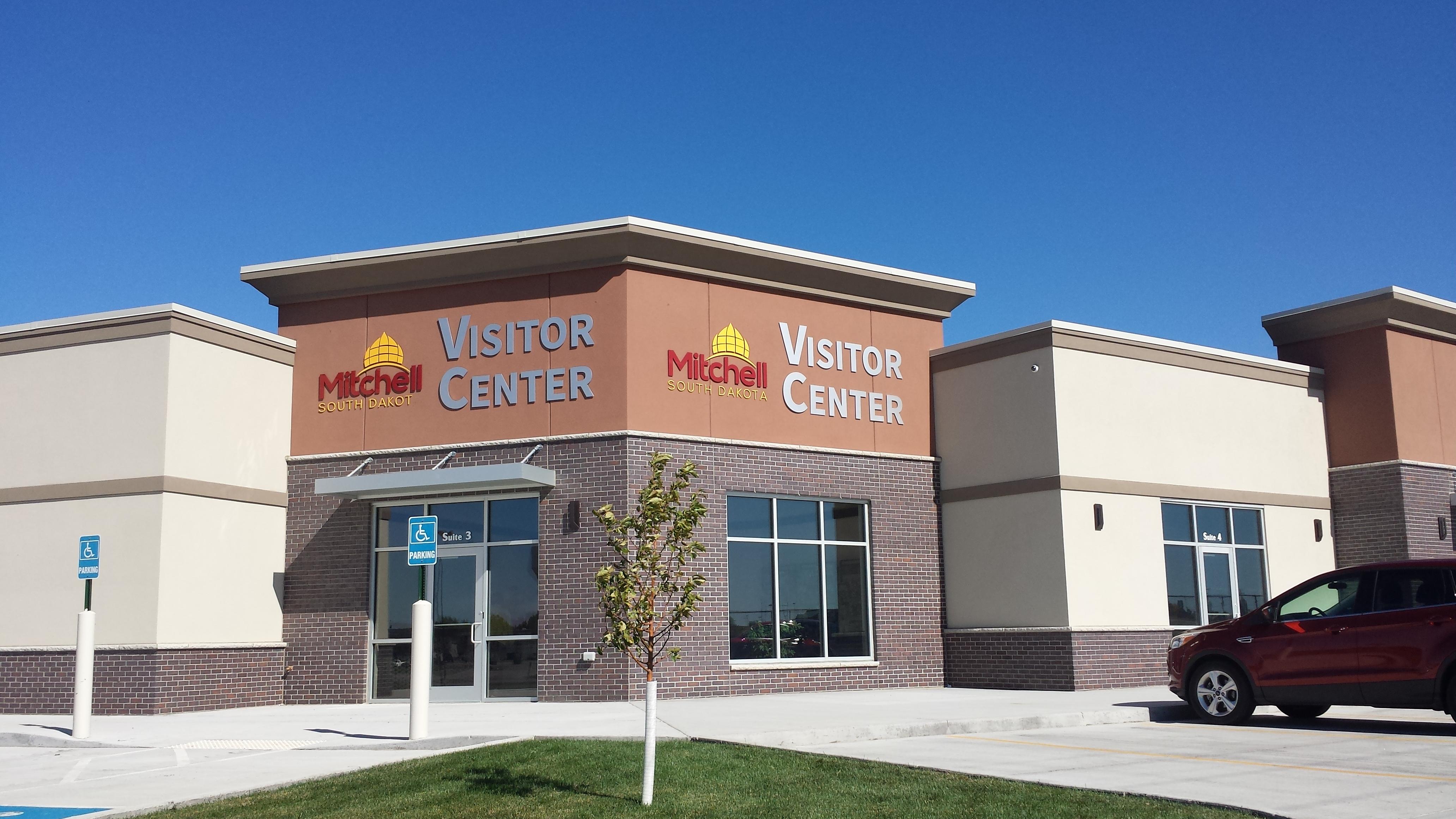 I-90 Visitor Center