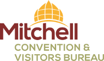 Mitchell Convention & Visitors Bureau logo