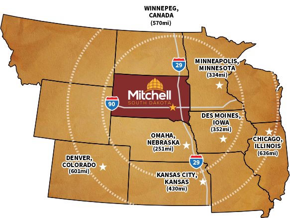 Mitchell-location-map.png