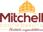 Mitchell South Dakota Logo