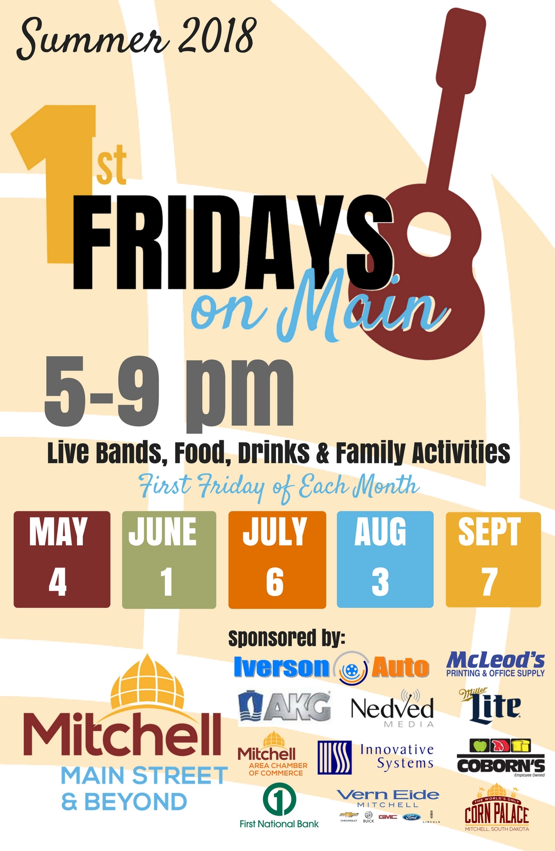1st Fridays on Main