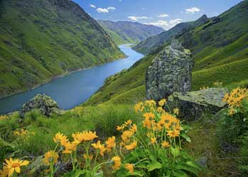 Hells Canyon Rugged Country