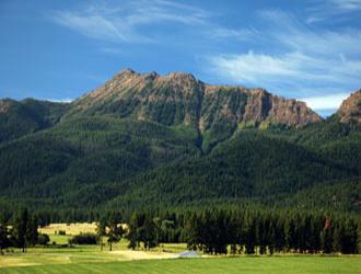 Ruby Peak above Alder Slope, Enterprise, Oregon