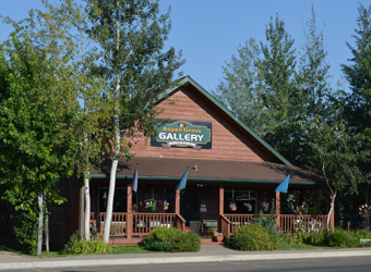 Aspen Grove Gallery, Joseph Oregon