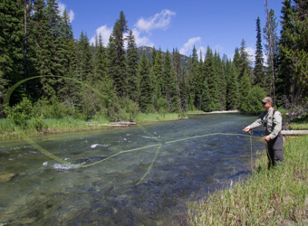 Fly Fishing the Wild Rivers of the Wallowas