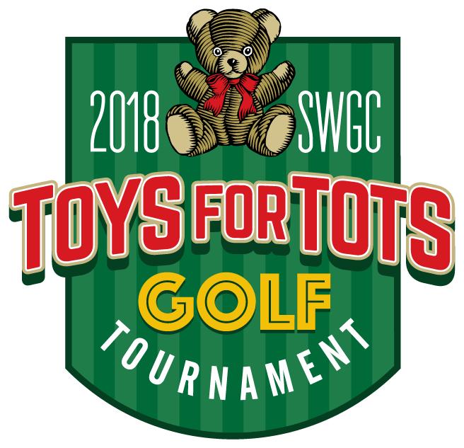 2018 Toys for Tots Tournament logo