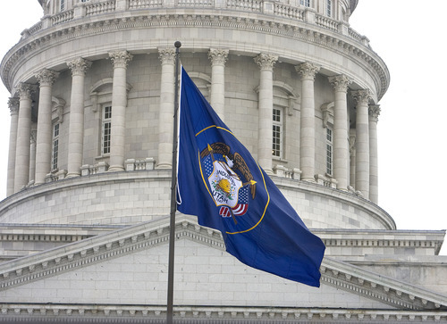 utah flag, public policy, utah valley chamber public policy. chamber public policy