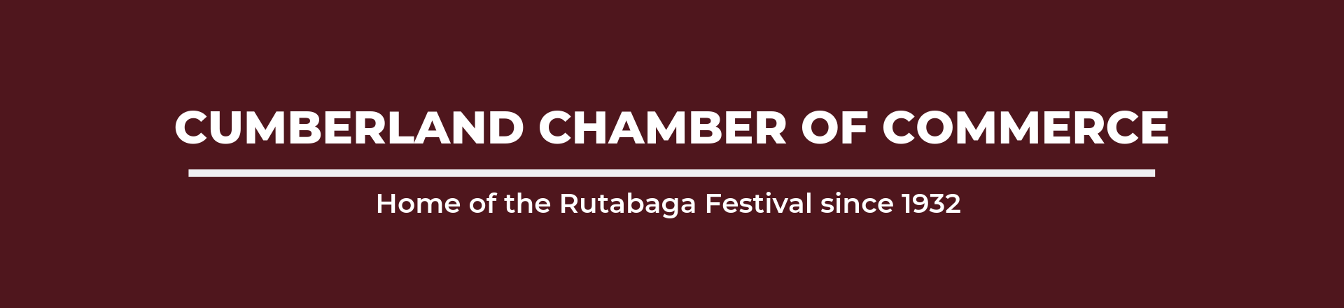 Cumberland Chamber of Commerce