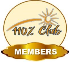 110% Club Members