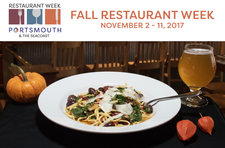 Restaurant Week Portsmouth and the Seacoast