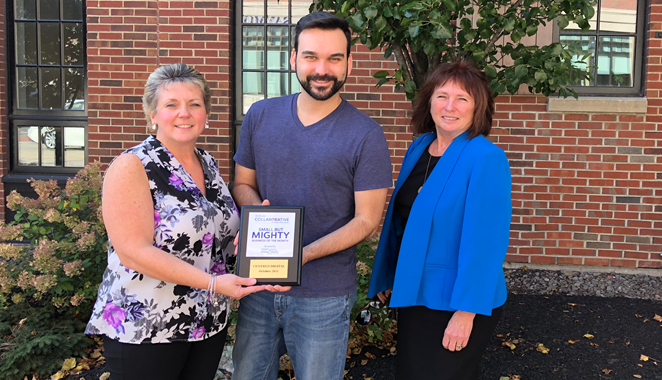 Small Business of the Month - The Chamber Collaborative of Greater