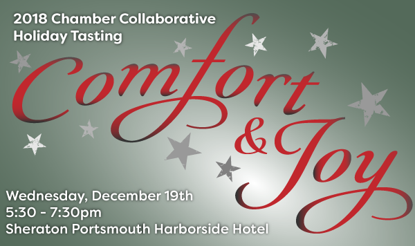 Comfort & Joy - Holiday Tastings 2018