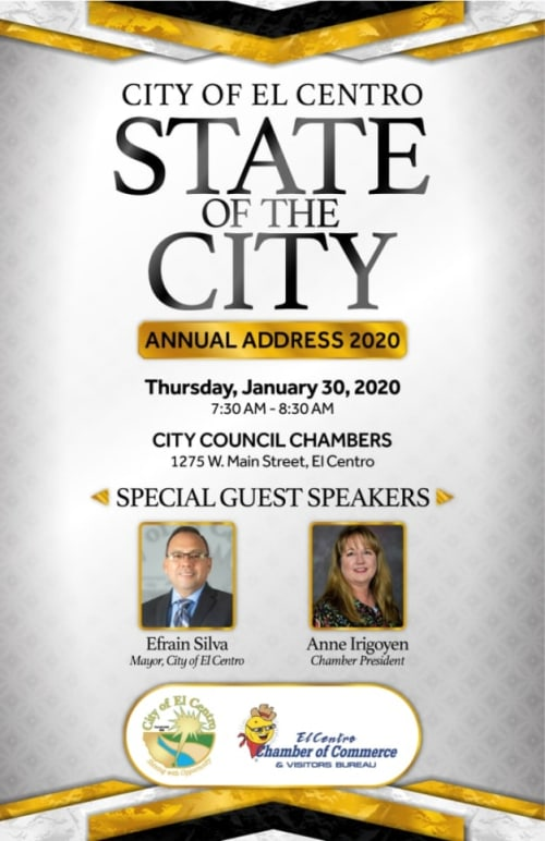 2020 COEC State of the City