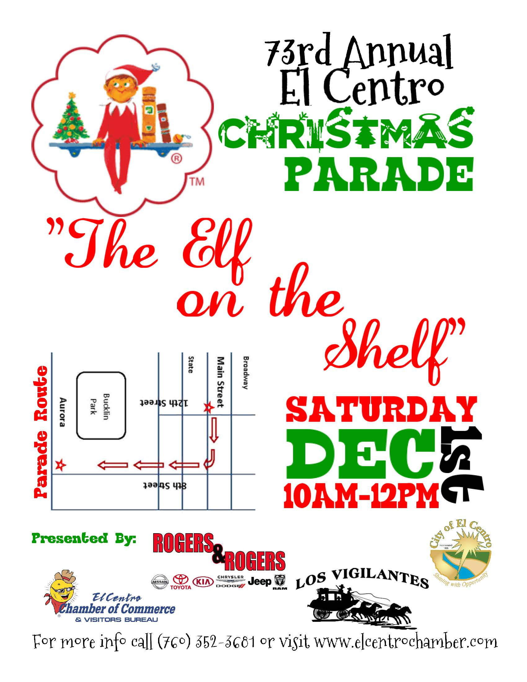 71st Annual El Centro Christmas Parade - El Centro Chamber of ...