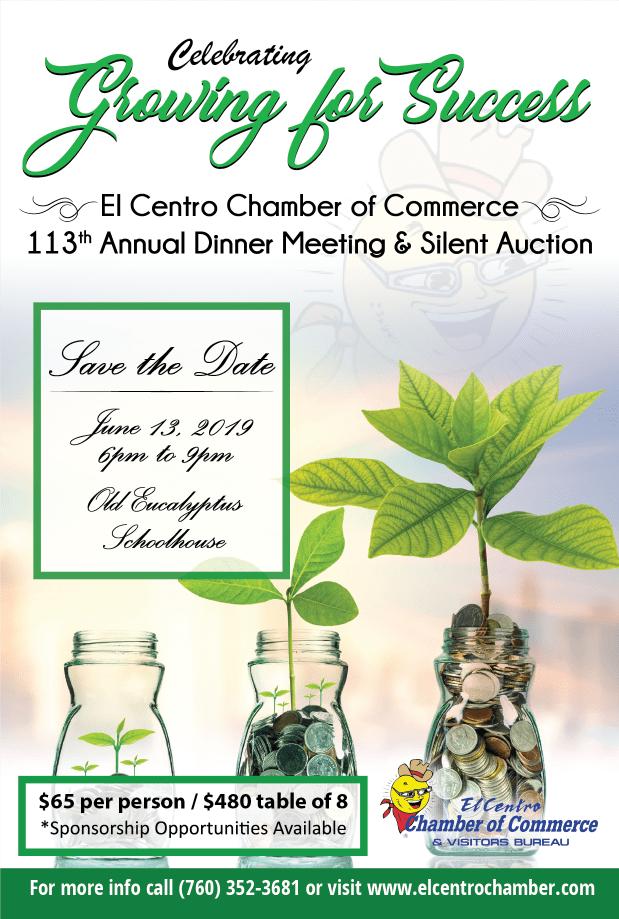 113th Annual Dinner Meeting