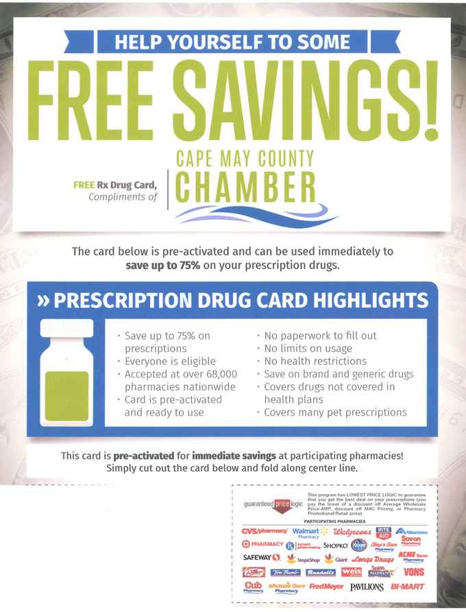 call 465 7181 today for your free rx prescription savings card - Best Prescription Discount Card