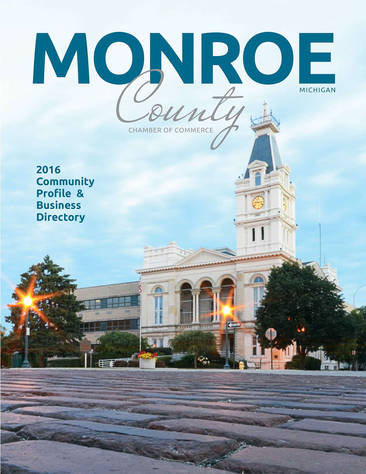 2016 Directory Cover