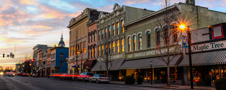 downtown danville ky