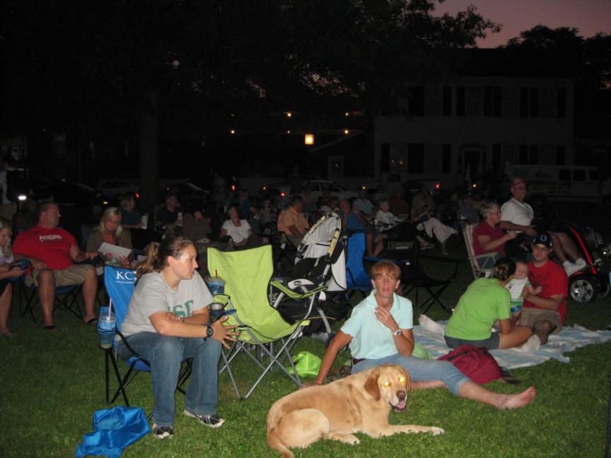 lawn chair theatre danville ky