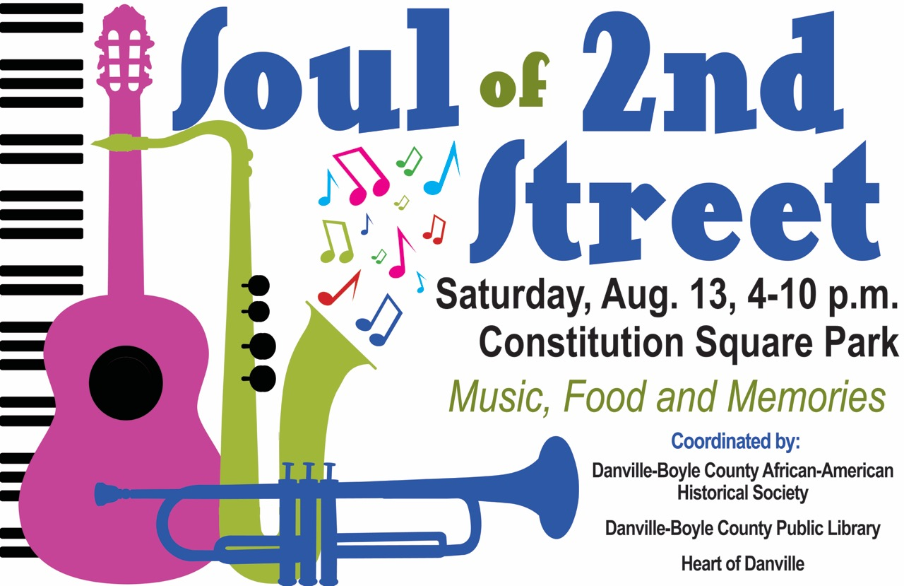 soul of second street festival danville ky