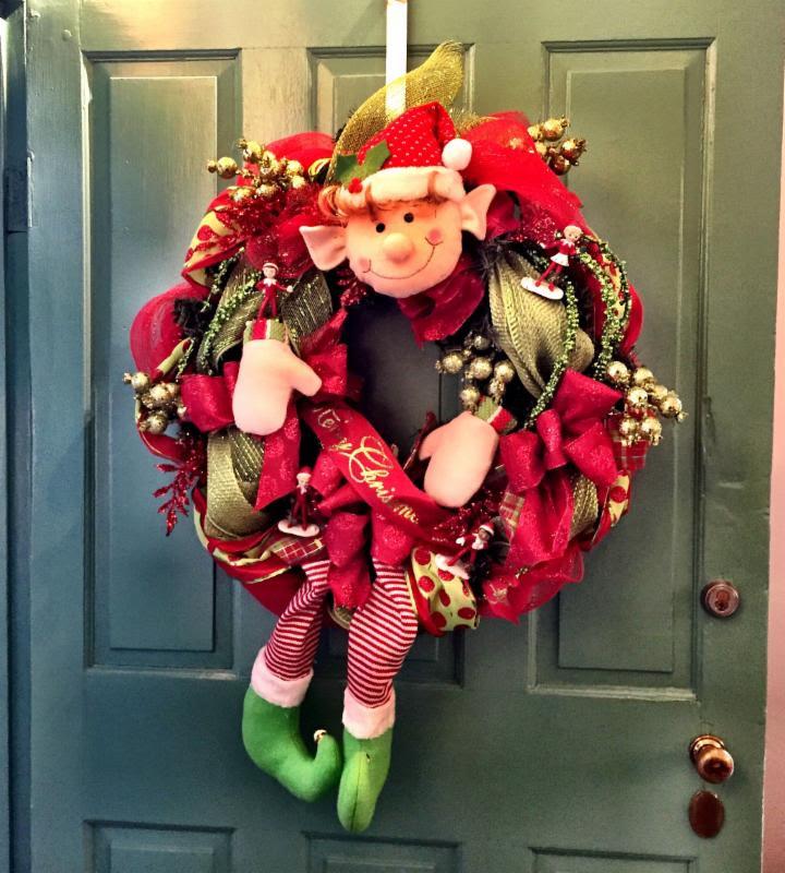 elf wreath danville ky