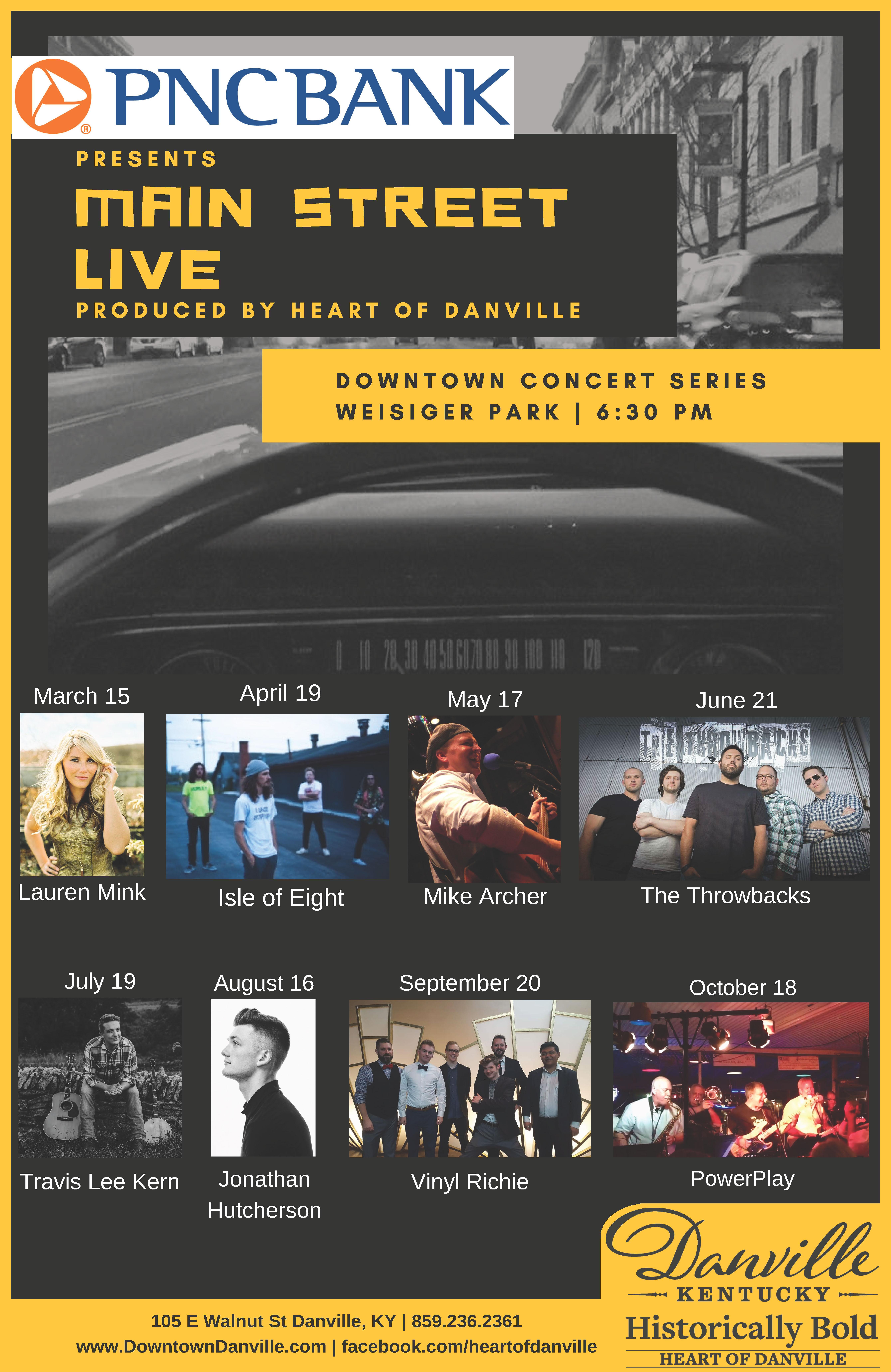 Business Spotlight - PNC Bank - Heart of Danville Main
