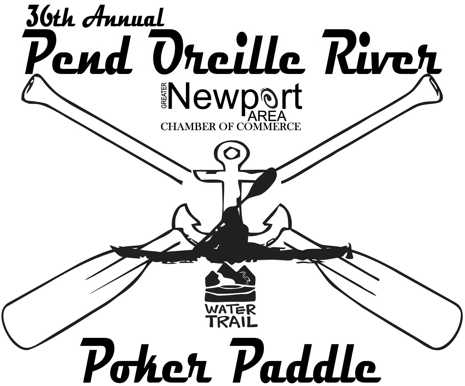 REGISTER FOR THE 36TH ANNUAL POKER PADDLE