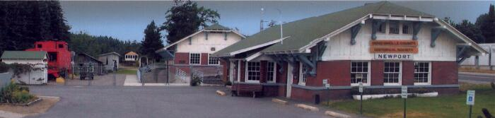 The Pend Oreille County Historical Society