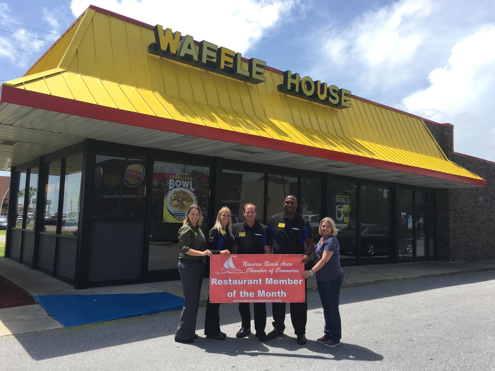 Waffle House Restaurant degreesdesign