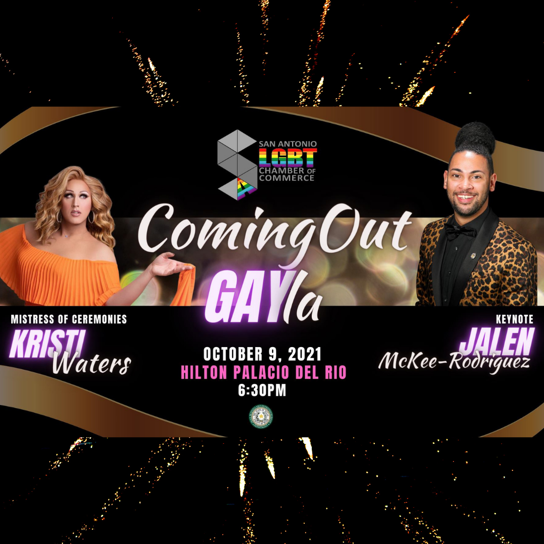 Register for our 2021 Coming Out GAYla