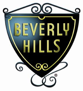 beverly hills centennial logo