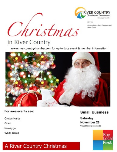 Christmas in River Country Newaygo County Guide